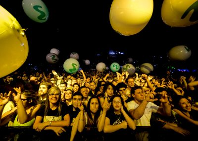 Homenaje a Soda Stereo en Movistar FRI Music