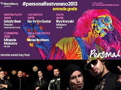 Personal Fest Verano 2013